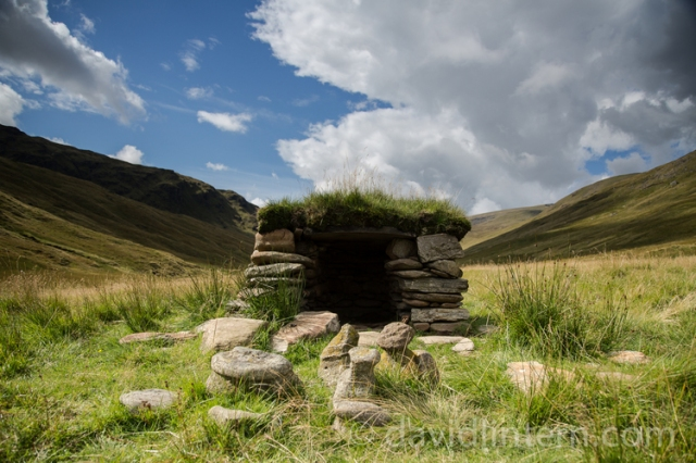 Tigh nam Bodach photographed by David Lintern
